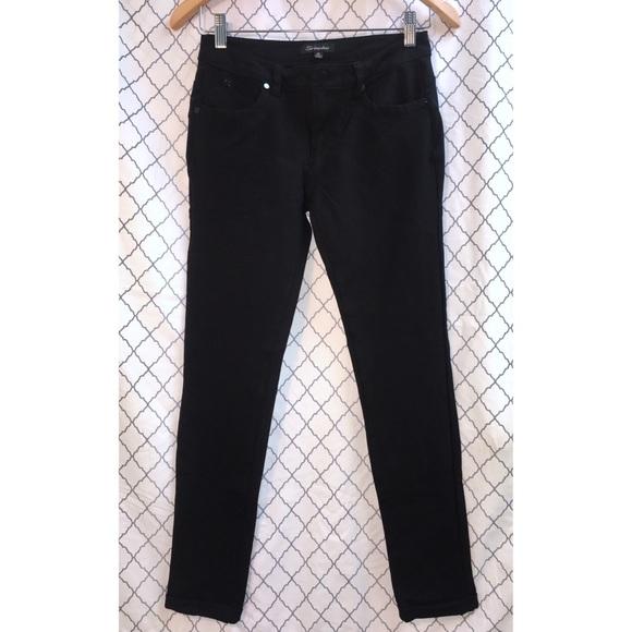 83b704637cde2 👖SHINESTAR black skinny pants , push-up size M. M_5adfc2b15521be25221de4c6